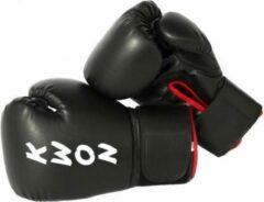Zwarte KWON Bokshandschoenen Training