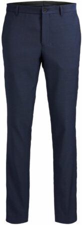 Afbeelding van JACK & JONES PREMIUM slim fit pantalon Solaris donkerblauw