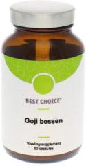 Best Choice Goji bessen extract 60 Capsules