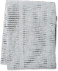 Grijze Lulujo Cellular Blanket - Grey