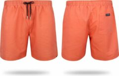 Rode Oceans The Brand - Coral - Large - Ecologische Zwemshort