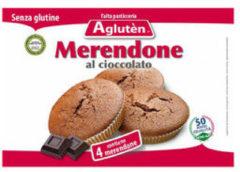 Agluten Merendone al Cioccolato 4 merendine