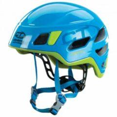 Blauwe Climbing Technology - Orion Helmet - Klimhelm maat 50-56 cm blauw/turkoois