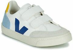 Witte Lage Sneakers Veja SMALL V-12 VELCRO