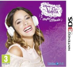 Disney Violetta: Rhythm & Music - 2DS + 3DS