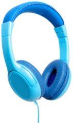 Celly On-ear Koptelefoon voor kinderen met volume begrenzing blauw