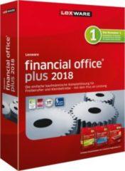 Lexware Financial Office Plus 2018, Finanz-Software