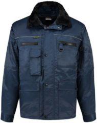 Marineblauwe Tricorp Pilotjack industrie - Workwear - 402005 - navy - Maat XL
