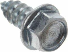 Zilveren Bofix slotparkers 4,8 x 16 mm 100 stuks