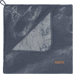 Grijze Baby's Only Omslagdoek Marble - Granit Grey