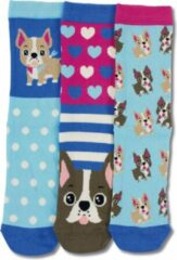 United Oddsocks United Odd Socks 3 Dames Sokken Lucy
