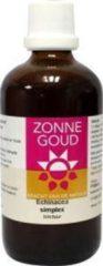 Echinacea Simplex Tinctuur Zonnegoud 100 ml