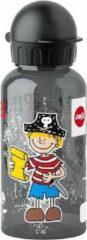 EMSA 518121 drinkfles 0,4 ml Dagelijks gebruik Zwart Tritan