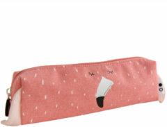 Trixie etui Mrs. Flamingo 23 x 4,5 x 6,5 cm roze