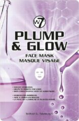 W7 Plump & Glow Face Mask