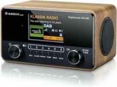 Bruine Albrecht DR 865 Senior DAB+ en FM-radio
