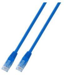 EFB Elektronik Techtube Pro - Internetkabel UTP CAT6 - blauw - 20 meter