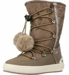 Bruine Snowboots Geox J SLEIGH GIRL