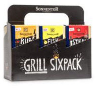 Sonnentor Grill Sixpack Barbecue Kruiden