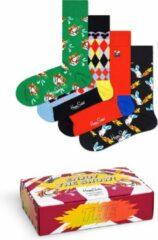 Happy Socks Circus 4-pack Giftbox- Maat 36-40
