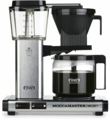 Technivorm Filterkoffiemachine KBG Select, Brushed - Moccamaster