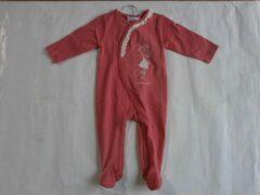 Roze Pyjama noukie's 9 maand 74cm meisje in katoen , donker rose