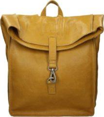 Cowboysbag Schooltas Backpack Doral 15 Inch Geel