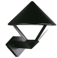 Albert Moderne buitenlamp Triangle 660616