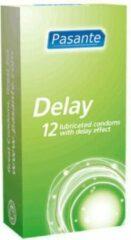 Pasante Delay - 12 stuks - Condooms