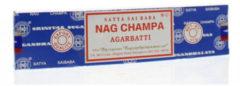 Nag Champa Wierook nag champa agarbatti 40 Gram