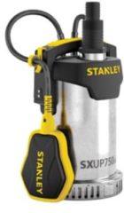 Stanley Dompelpomp - roestvrij staal - helder water - 750 w - 11.000 l/u