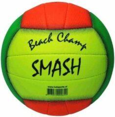 Hotsports Hot sports Beach volleybal smash wit blauw geel