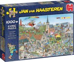 Jumbo legpuzzel Jan van Haasteren Texel 68 x 49 cm 1000 stukjes