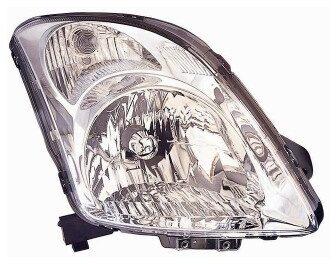 Afbeelding van SUZUKI Koplamp Rechts Met Knipperlicht H4 +elektrisch