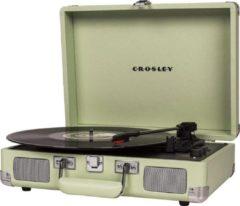 Crosley Cruiser Deluxe platenspeler in koffer mint