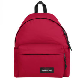 Rode Rugzakken PADDED PACK'R Sac à dos toile by Eastpak