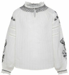 Witte Blouse Pepe jeans RONIE
