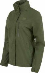 Highlander outdoor jas Kerrera Jacket voor dames - regenjas - Groen