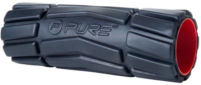 Afbeelding van Zwarte Pure2Improve - Foam en Massageroller 38cm - Firm - Zwart