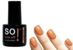 Roze So! Soak Off - Gel nagellak - Vintage Roses - 8ml