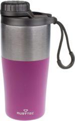 Roze RUBYTEC Shira Bigshot Drinkfles - 350 ML - Fuchsia