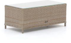 Taupe Intenso Milano lounge tuintafel 103x53x42cm - Laagste prijsgarantie!