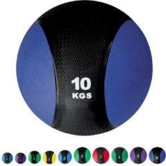 Zwarte CORE POWER Medicine Ball 10 kg