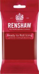 Renshaw Rolfondant Pro - Robijn Rood - 250g