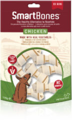 Smartbones Classic Bone Chews Kip - Hondensnacks - Mini - Hondenvoer