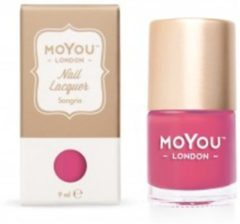 Roze Sangria 9ml by Mo You London