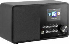 Imperial i110 Tafelradio met internetradio Internet Internetradio, USB Zwart