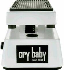 Dunlop CBM105Q Crybaby Mini Bass gitaar effectpedaal