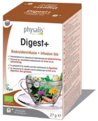 Physalis Digest+ Biokruideninfusie Biobuiltjes