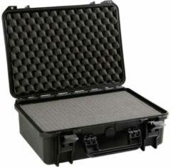 Perel Outdoor-koffer (b x h x d) 464 x 176 x 366 mm Zwart HC430S